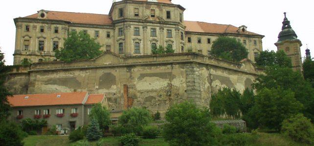 Osudem zkoušený klášter v Chotěšově je útočištěm netopýrů