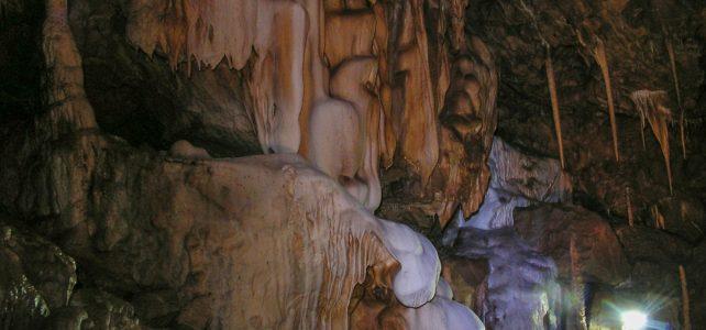 Jeskyně Na Pomezí – oblíbený zimní úkryt netopýrů
