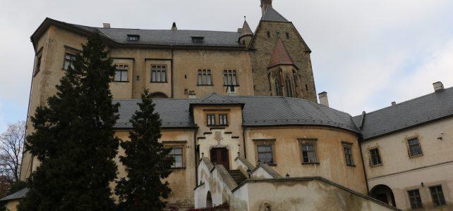 Na hradě Šternberku se projdete netopýřími pokoji