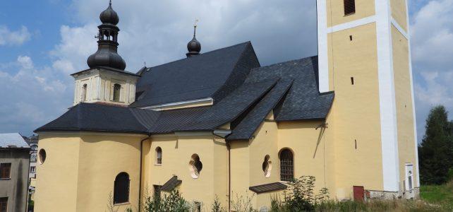 Kostel Nanebevzetí Panny Marie ve Zlatých horách: útočiště vrápenců malých