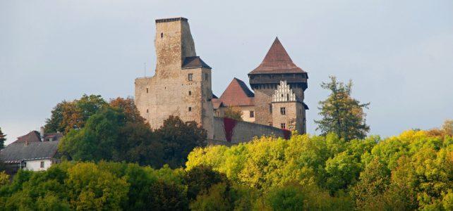 Navštivte hrad Lipnici a jeho netopýří sklepení