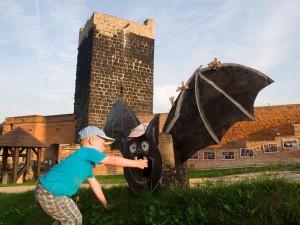 Hrajte si s netopýry