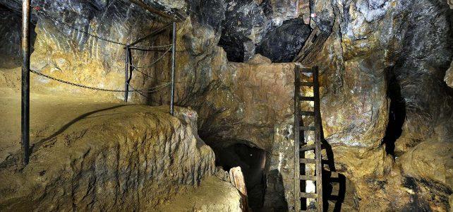 Důl Jeroným navštivte v létě, v zimě tu odpočívají netopýři