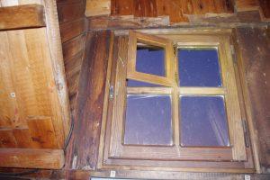 okno uprava