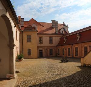 Do současnosti se zachovala raně barokní podoba zámku.