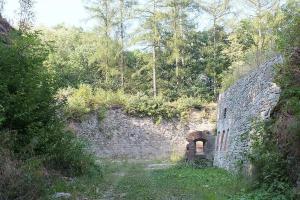 Pevnost (fort) Radíkov