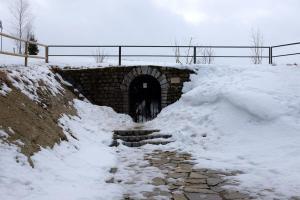 V zimě je důl Jeroným útočištěm netopýrů