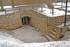 Nový vchod do Chýnovské jeskyně