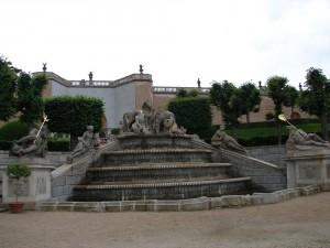 Francouzký park.