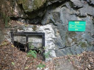 V oblasti se nachází větší množství starých důlních děl