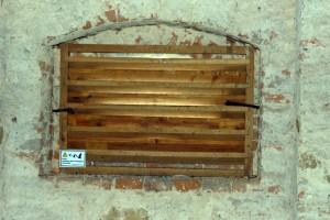 výletový otvor - Jevišovice, Starý zámek