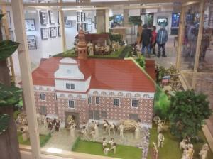 Součástí expozice muzea je také Rok na vsi.