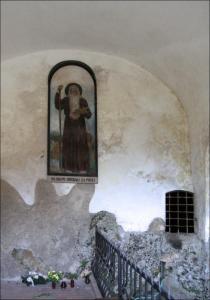 Ivanův pramen (studánka sv. Ivana).