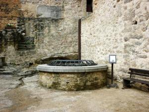 Pozdně gotická studna