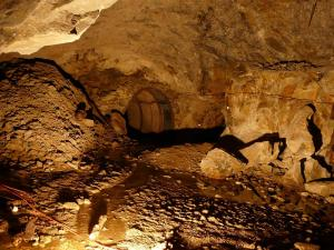 Rozsáhlé podzemní prostory Jeronýmu