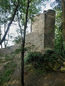 Věž Johanka (Svatojánka)