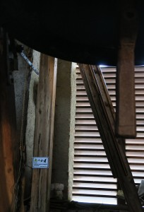 výletový otvor - Vranová Lhota, kostel