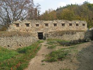 Východní hradba