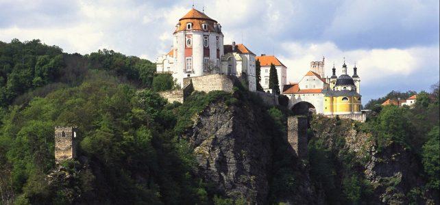 Monumentální zámek Vranov nad Dyjí se zalíbil vrápencům a netopýrům